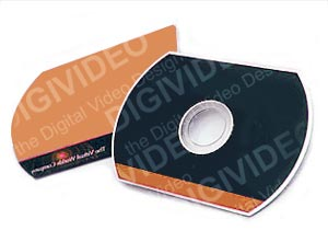 Cd-rom card - Digivideo