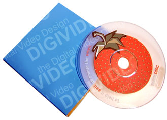Cd-rom profumati - Digivideo